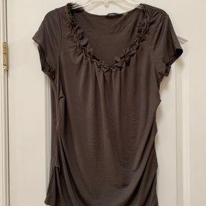 Elie Tahari Size Large shirt